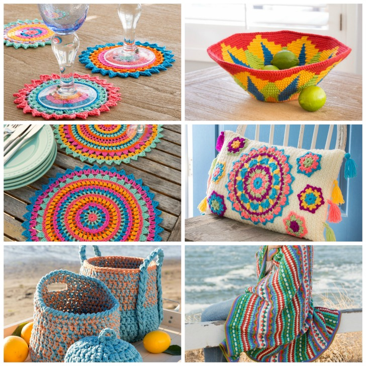Annie's Spring Spirit Collection: Crochet for the Home