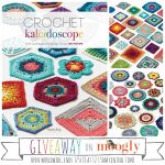 Crochet Kaleidoscope by Sandra Eng – Giveaway!
