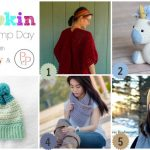 Hookin On Hump Day #160: A Yarny Link Party!