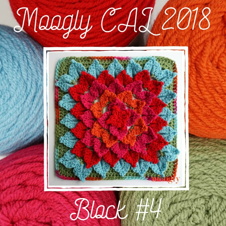 MooglyCAL2018 Block #4, courtesy of KatiDCreations!