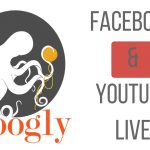 Facebook Live & YouTube Live with Moogly!