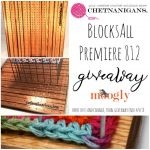 Chetnanigans BlocksAll Premiere 812 Giveaway