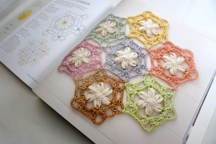 Crochet Loom Blooms by Haafner Linssen - Moogly