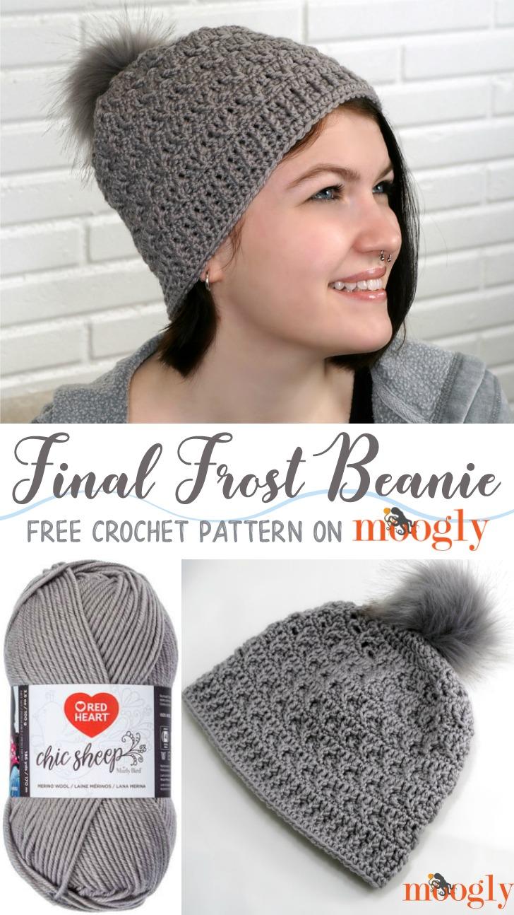 Final Frost Beanie - moogly