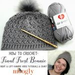 Final Frost Beanie Tutorial