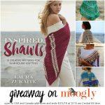 Inspired Shawls by Laura Zukaite Giveaway