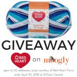 Red Heart Bunches of Hugs Giveaway!
