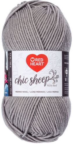 Red Heart Chic Sheep by Marly Bird in Sterling