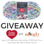 Red Heart Collage Giveaway!