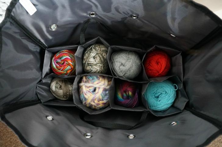 ArtBin Yarn Tote - review on Mooglyblog.com