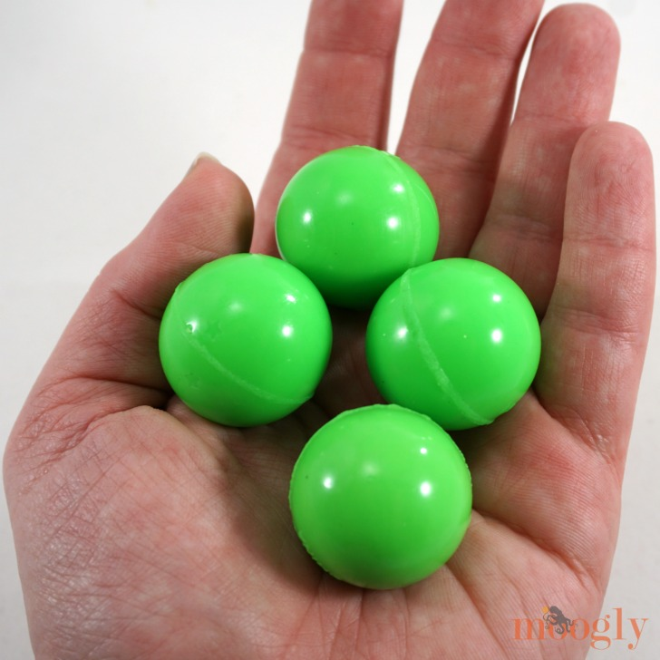 Ball Rolling for Happy Healthy Hands - the Small Health Balls