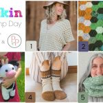 Hookin On Hump Day #166: A Yarny Link Party!