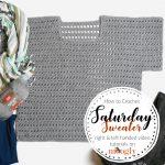 Saturday Sweater Tutorial