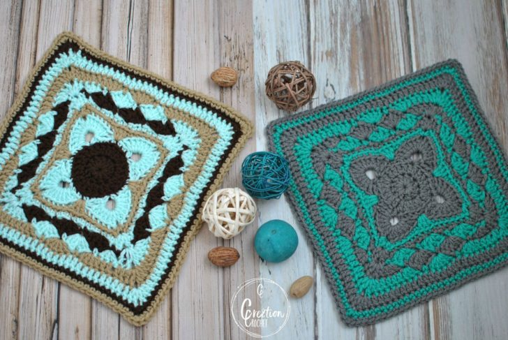 Metamorphosis Square by Cre8tion Crochet
