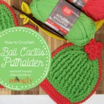 Ball Cactus Potholder Tutorial