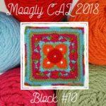 Moogly CAL 2018 – Afghan Block #10