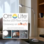 OttLite Revive LED Floor Lamp: Giveaway!