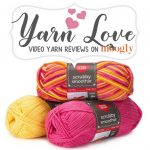 Yarn Love: Red Heart Scrubby Smoothie