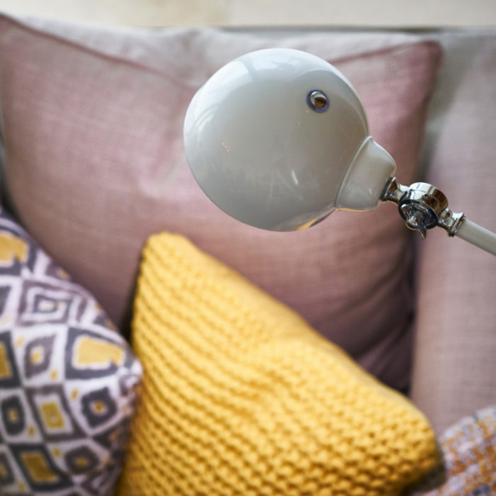 OttLite Revive LED Floor Lamp in a home