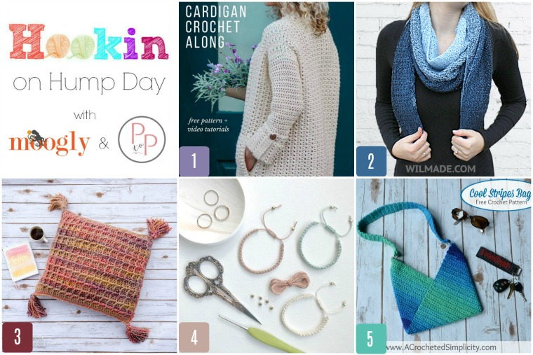 Hookin On Hump Day #168: A Yarny Link Party! - moogly