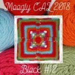 Moogly CAL 2018 – Afghan Block #12