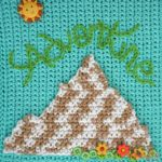 Mountain Applique by Moogly