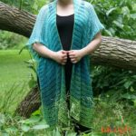 Seaglass Summer Cardi - front view 1