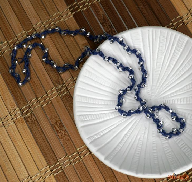 Turkish Crochet Necklace by Tamara Kelly, on Moogly