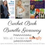Crochet Book Bundle Giveaway!