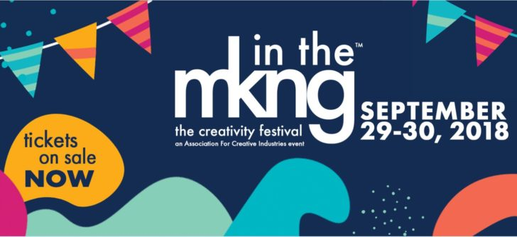 In the MKNG Festival - learn more about it on Moogly!
