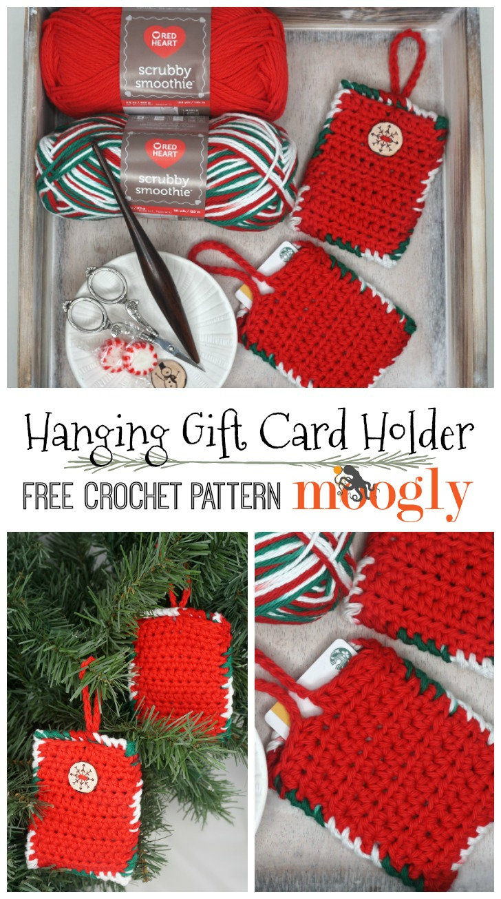 Hanging Gift Card Holder and Luggage Tag - PIN