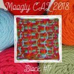 Moogly CAL 2018 – Afghan Block #17