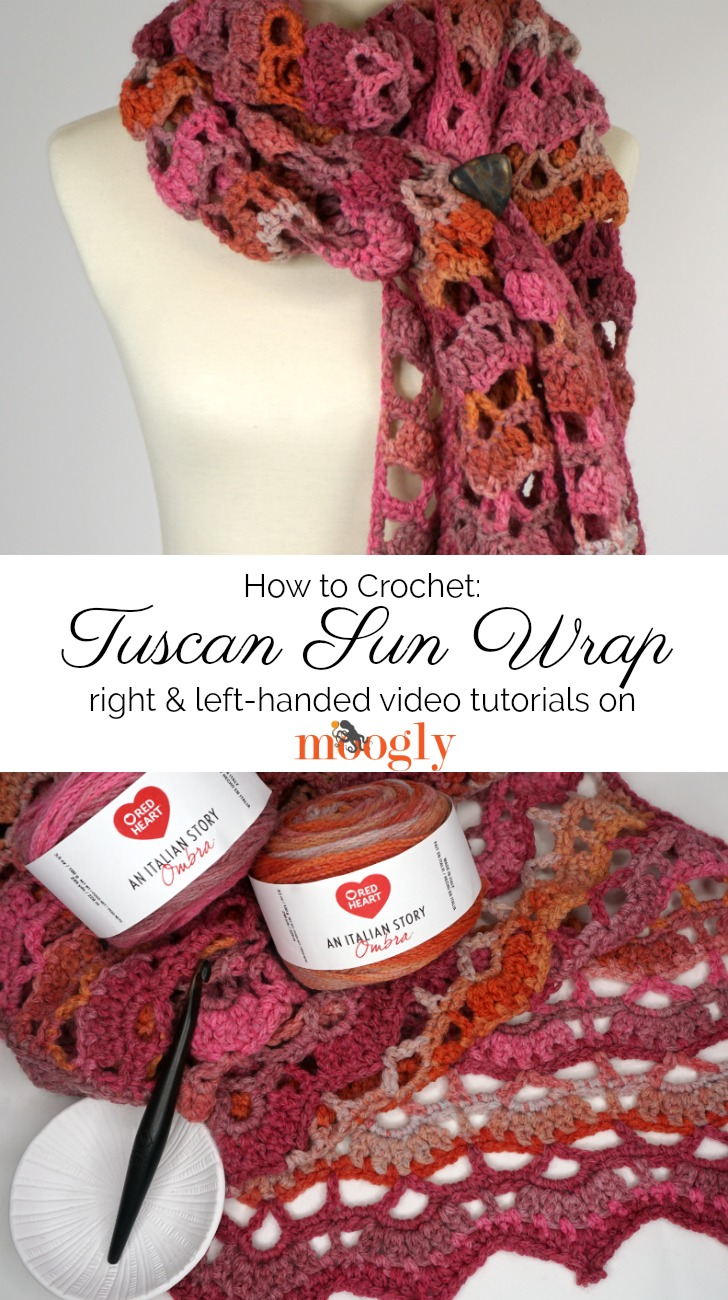 Tuscan Sun Wrap Tutorial - PIN