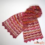 Tuscan Sun Wrap - free crochet pattern on Moogly