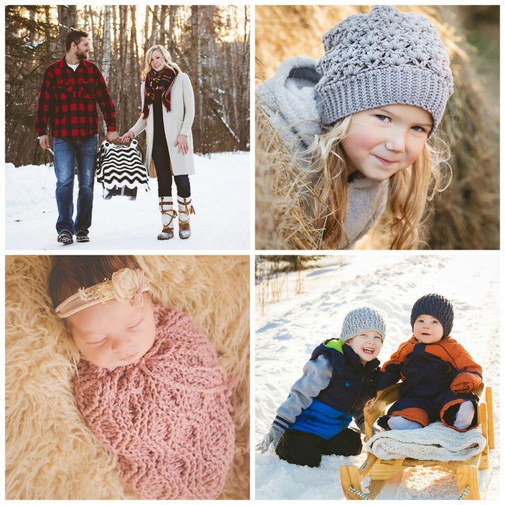 Baby & Kids Crochet Style - collage 2