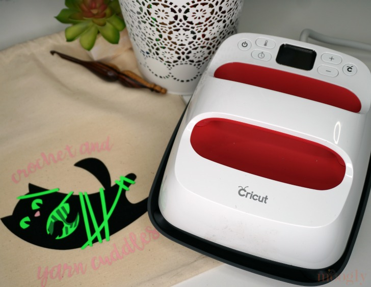 Cricut EasyPress 2 Crochet and Yarn Cuddles