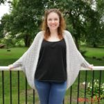 Hygge Cocoon Cardigan - free crochet pattern on Moogly