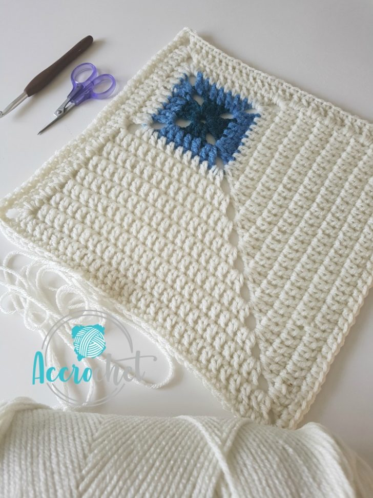 Moogly CAL Square by ACCROchet - gorgeous!