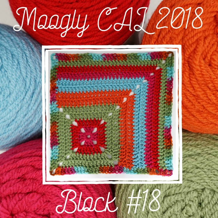 MooglyCAL2018 Block 18 by ACCROchet