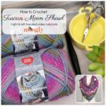 Tuscan Moon Shawl Tutorial