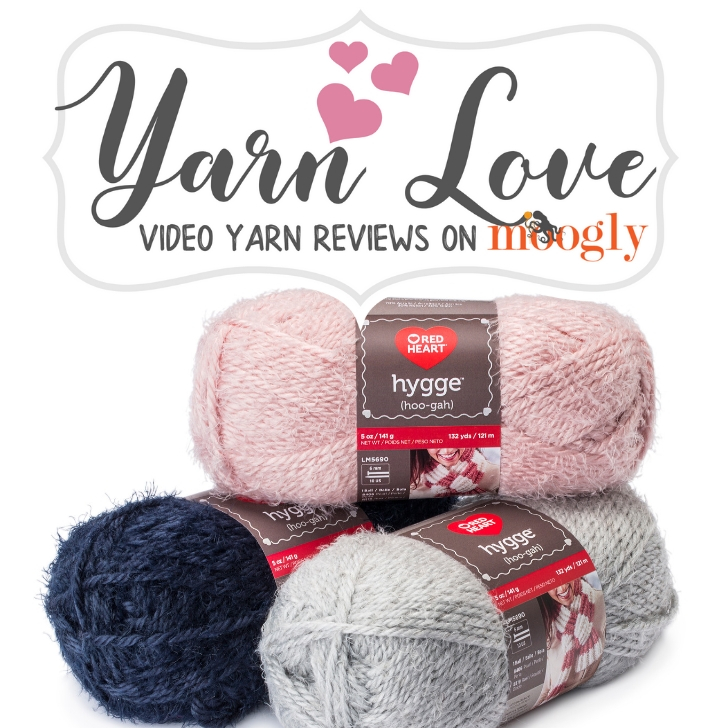 Yarn Review - Red Heart Hygge