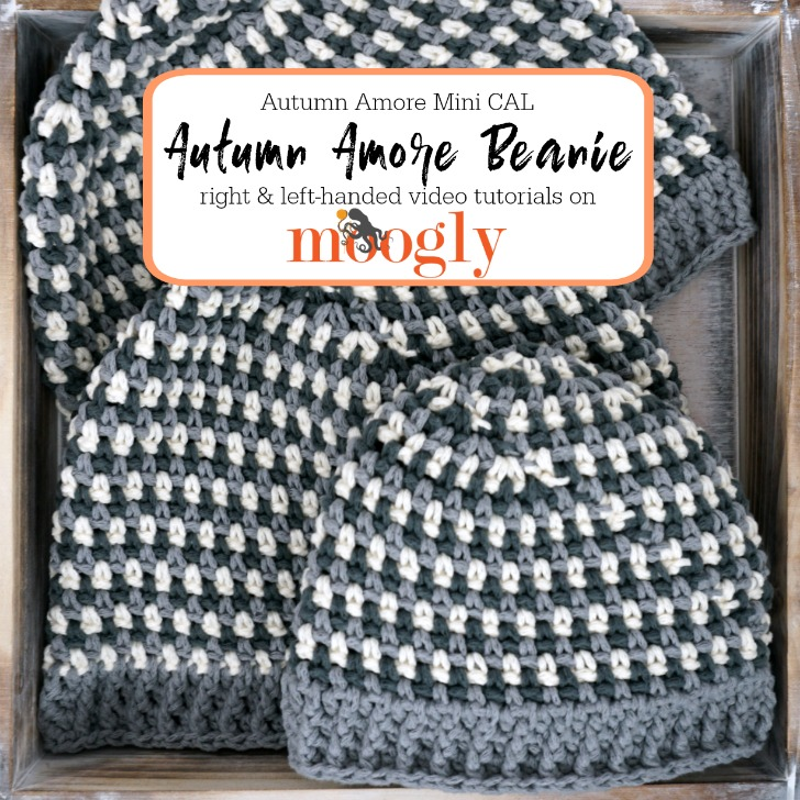 Autumn Amore Beanie Tutorial - SM