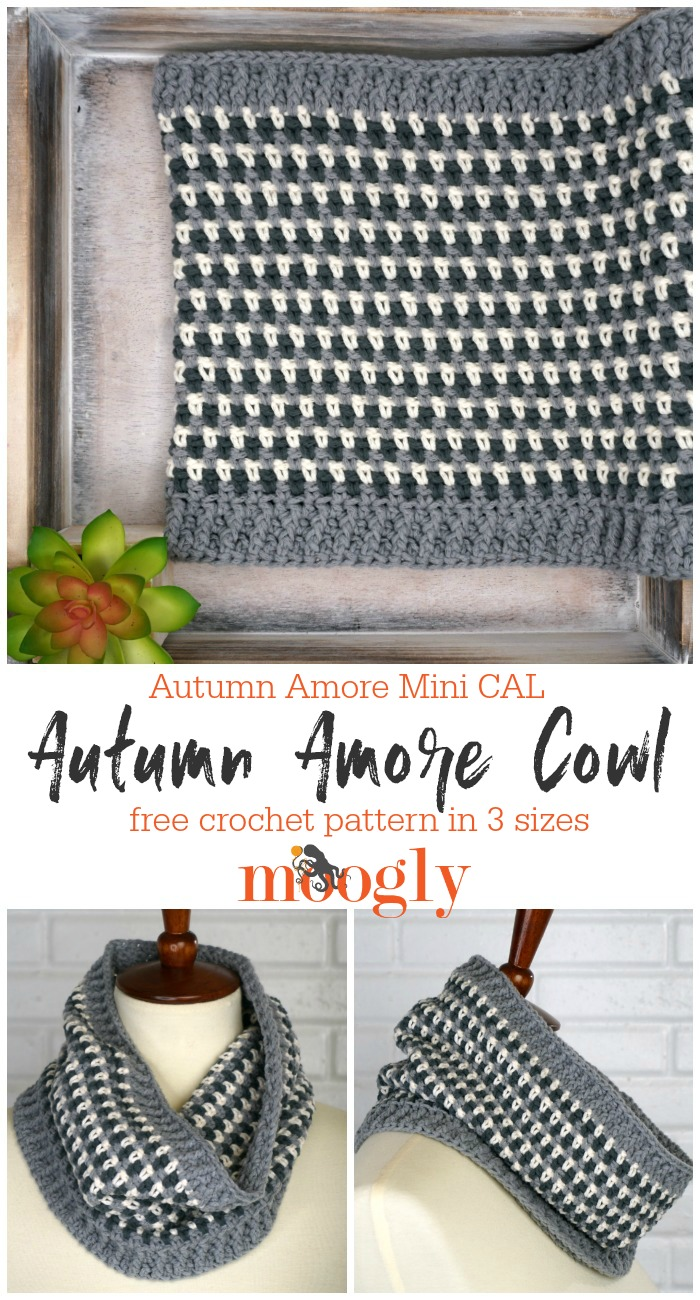 Autumn Amore Cowl - PIN
