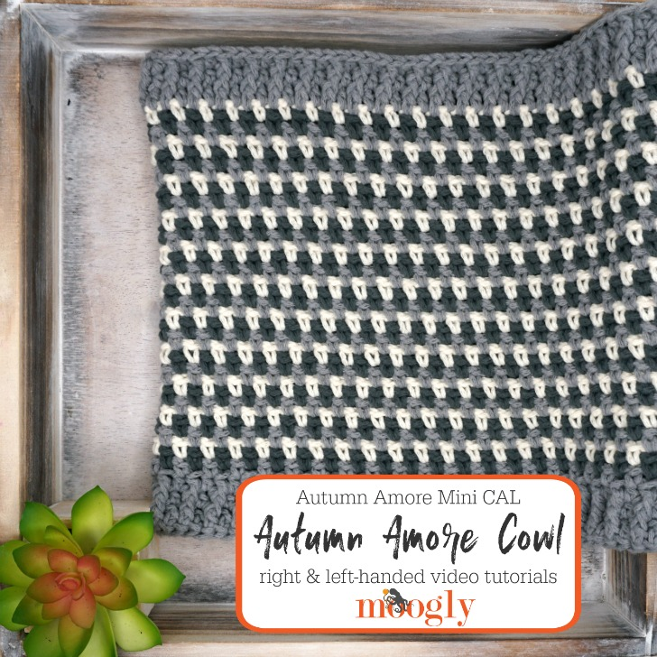 Autumn Amore Cowl Tutorial
