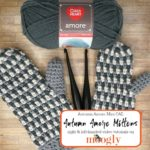 Autumn Amore Mittens Tutorial
