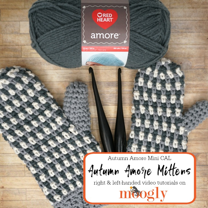 Autumn Amore Mittens Tutorial SM