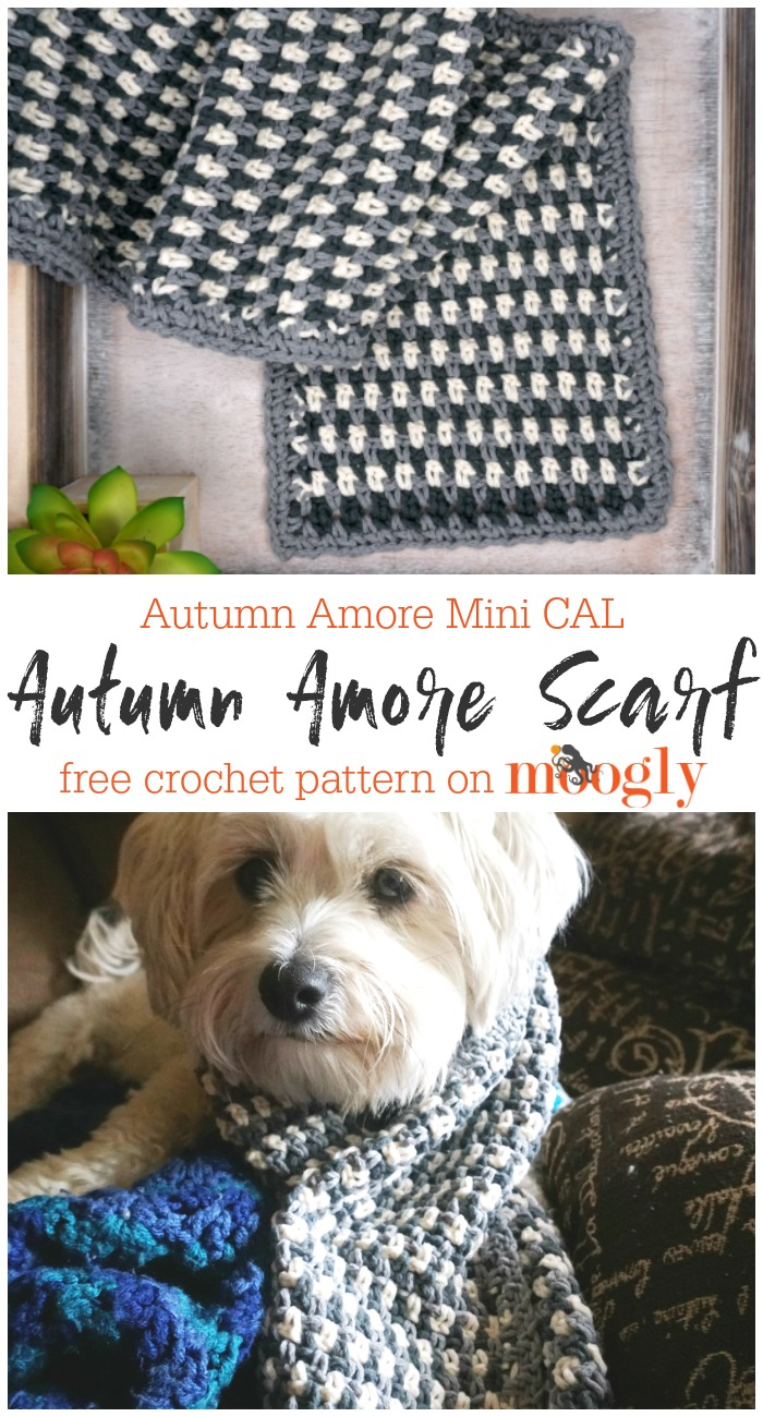 Autumn Amore Scarf - PIN