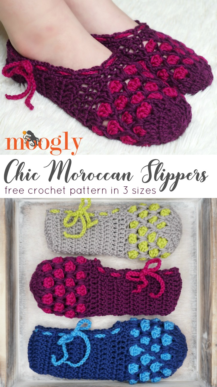 Chic Moroccan Slippers - PINSTA