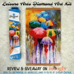 Diamond Art by Leisure Arts Giveaway