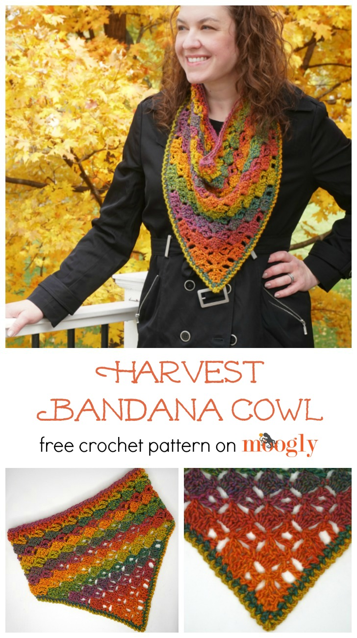Harvest Bandana Cowl - PINSTA